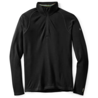 Smartwool M's Merino 250 1/4 Zip Black