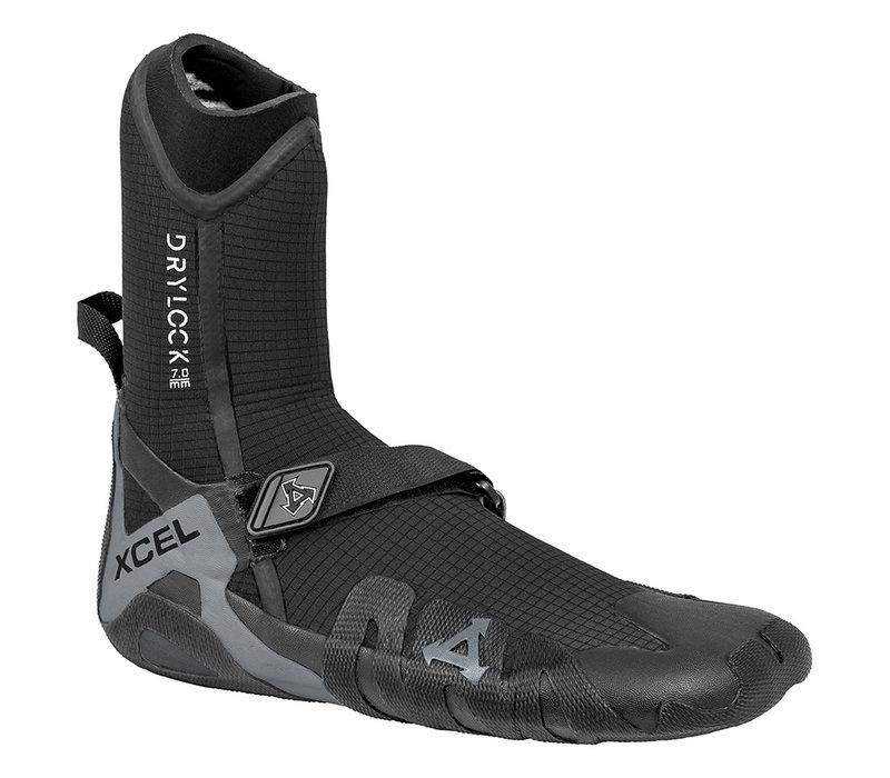 Xcel 7mm  Drylock Round Toe Boot 2019