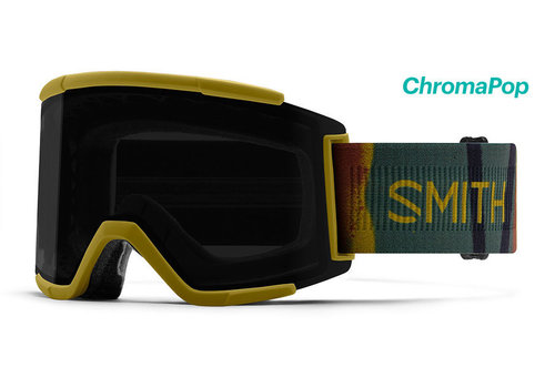 Smith Smith Squad XL Goggle Spray Camo Chromapop Sun Black