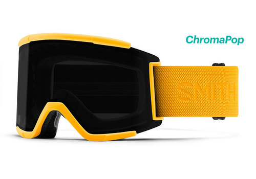 Smith Smith Squad XL Goggle Hornet Flood Chromapop Sun Black