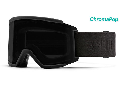 Smith Smith Squad XL Goggle Blackout Chromapop Sun Black