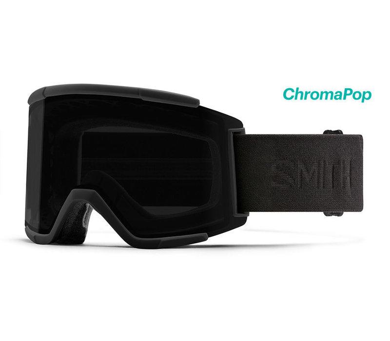 Smith Squad XL Goggle Blackout Chromapop Sun Black