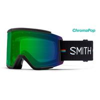 Smith Squad XL Goggle Louif Paradis Chromapop Everyday Green Mirror