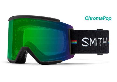 Smith Smith Squad XL Goggle Louif Paradis Chromapop Everyday Green Mirror