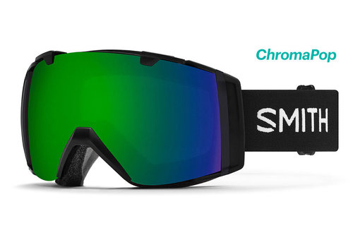 Smith Smith IO Goggle Cloudgrey Chromapop Sun Green Mirror