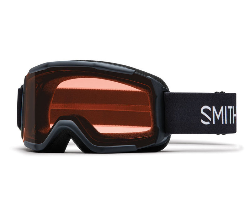 Smith Daredevil Goggle Black RC36