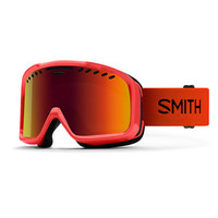 Smith Project Goggle Rise Red Sol-X Mirror