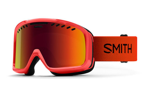 Smith Smith Project Goggle Rise Red Sol-X Mirror