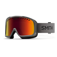 Smith Project Goggle Charcoal Red Sol-X Mirror