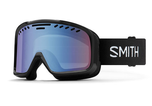 Smith Smith Project Goggle Black Blue Sensor Mirror