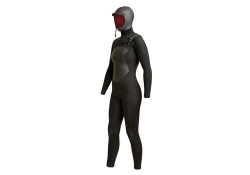 Xcel Wetsuits Xcel Womens Axis Hooded 5/4
