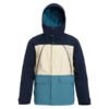 Burton Burton Breach Jacket Dress Blue/Almond Milk/Storm Blue