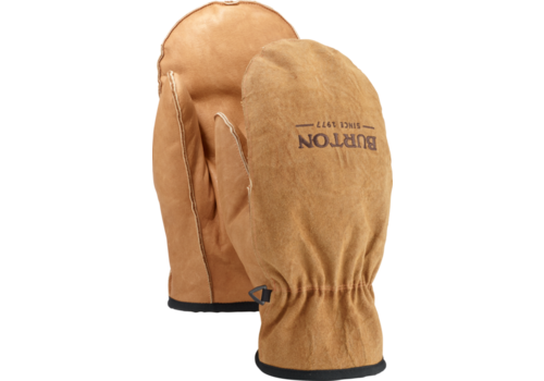 Burton Burton Work Horse Mitt Raw Hide