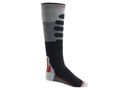 Burton Burton Performance + Midweight Sock Gray Heather