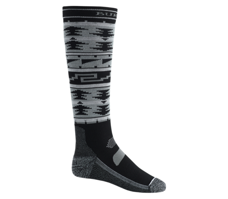 Burton Performance Lightweight Sock True Black