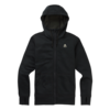 Burton Burton W's Oak Full Zip Hoodie True Black Heather
