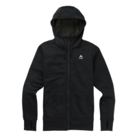 Burton W's Oak Full Zip Hoodie True Black Heather