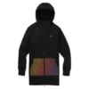 Burton Burton Crown Bonded Long Full-Zip Hoodie True Black/Gradient Spun Out