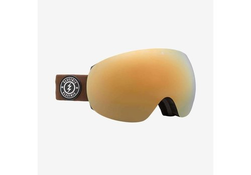 Electric Sunglasses Electric EG3 Tortoise Umber Brose/Gold Chrome