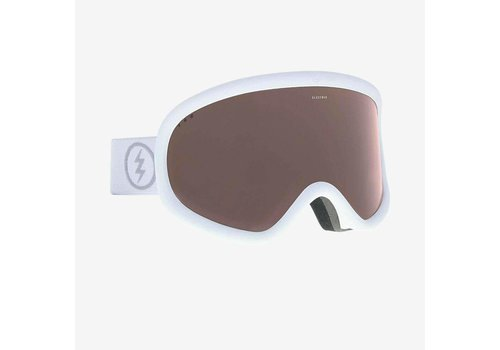 Electric Sunglasses Electric Charger XL Matte White Brose