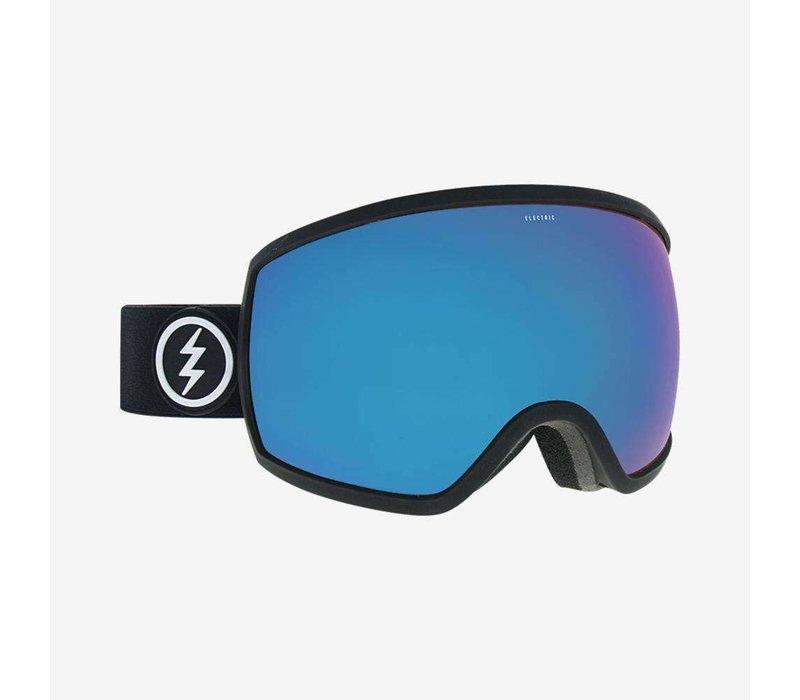 Electric EGG Matte Black Photochromic Blue
