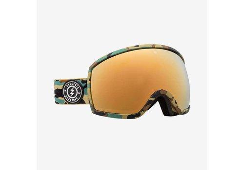 Electric Sunglasses Electric EGG Camo Brose Gold Chrome
