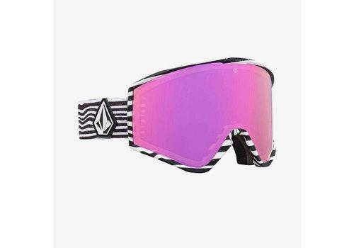 Electric Sunglasses Electric Kleveland Volcom Collab Brose Pink Chrome