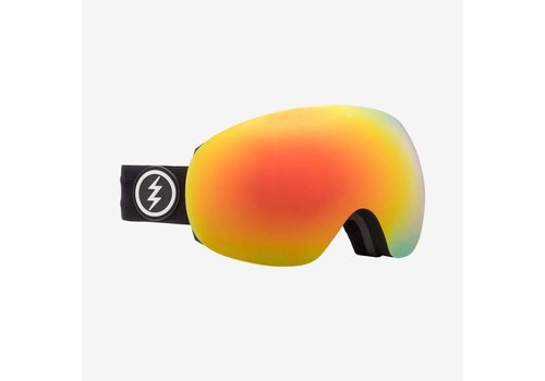 Electric Sunglasses Electric EG3 Matte Black +BL Brose Red Chrome