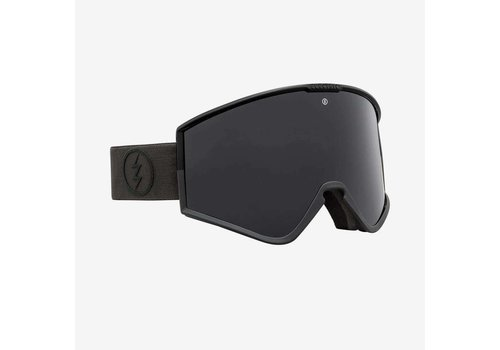 Electric Sunglasses Electric Kleveland Dark Side Jet Black