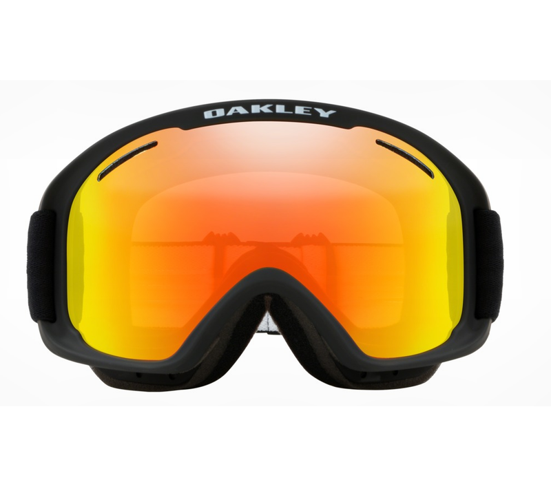 Oakley O Frame 2.0 Pro XL Matte Black Fire Iridium
