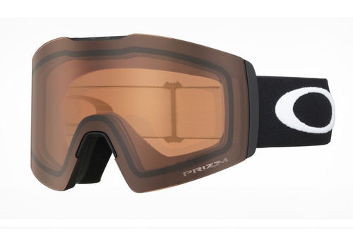 Oakley Oakley Fall Line XL Matte Black Prizm Snow Persimmon