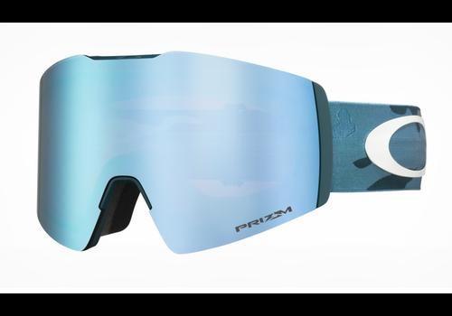 Oakley Oakley Fall Line XL McMorris Signature Clas 2 Camo Prizm Snow Sapphire Iridium