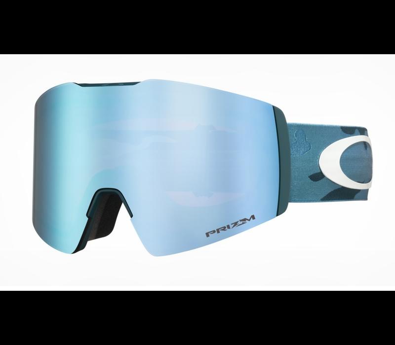 Oakley Fall Line XL McMorris Signature Clas 2 Camo Prizm Snow Sapphire Iridium