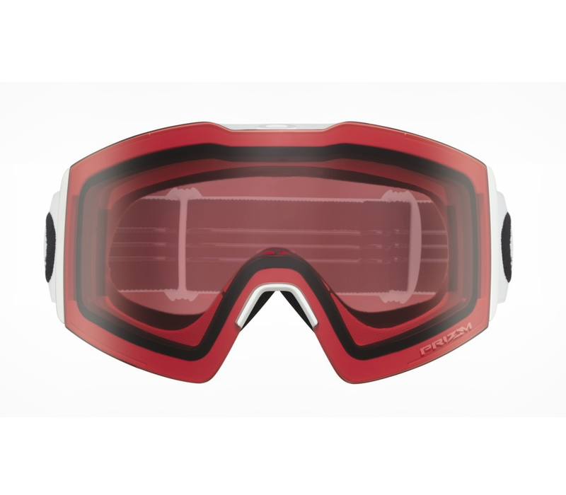 Oakley Fall Line XL Matte White Prizm Snow Rose
