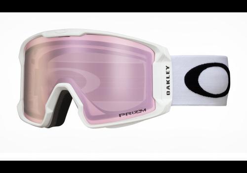 Oakley Oakley Line Miner XM Matte White Prizm Snow HI Pink Iridium
