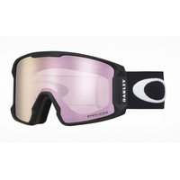 Oakley Line Miner Matte Black Prizm Hi Pink Iridium