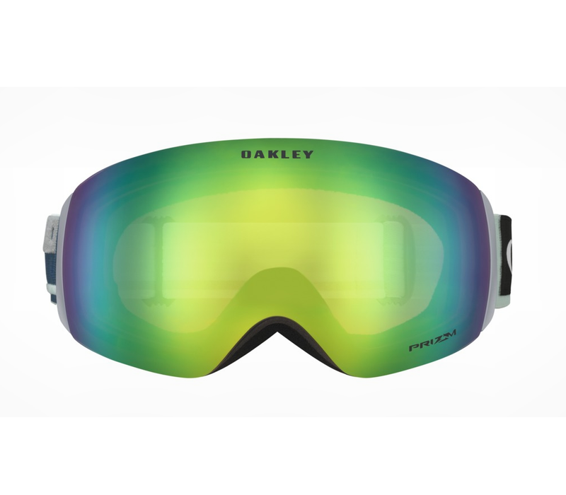 Oakley Flight Deck XM Blackedout Jasmine Prizm Snow Jade Iridium