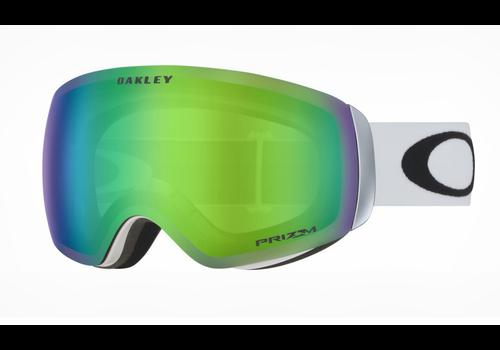 Oakley Oakley Flight Deck XM Matte White Prizm Jade Iridium