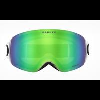 Oakley Flight Deck XM Matte White Prizm Jade Iridium