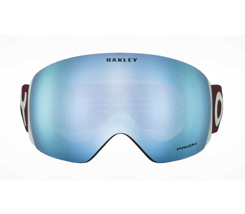 Oakley Flight Deck Factory Pilot Progression Prizm Sapphire Iridium