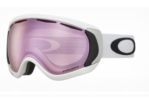 Oakley Oakley Canopy Matte White Prizm Hi Pink Iridium