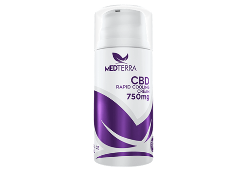 Medterra Medterra CBD Topical Cooling Cream 750mg
