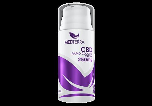 Medterra Medterra CBD Topical Cooling Cream 250mg