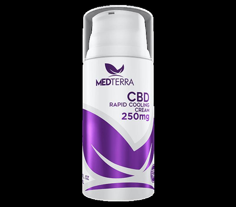 Medterra CBD Topical Cooling Cream 250mg