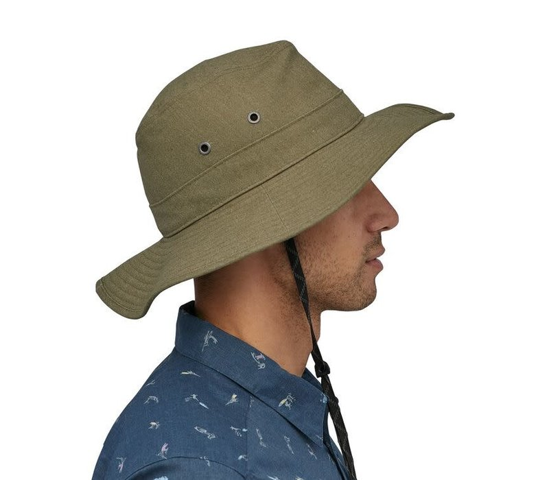 Patagonia The Forge Hat Fatigue Green