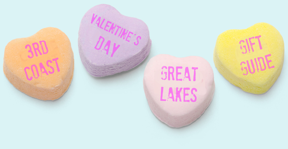 Great Lakes Love :: Our Top Valentine's Day Gifts