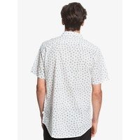 Quiksilver Buck Shot SS Snow White