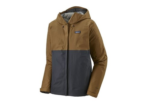 Patagonia Patagonia M's Torrent Shell 3L Jacket coriander Brown