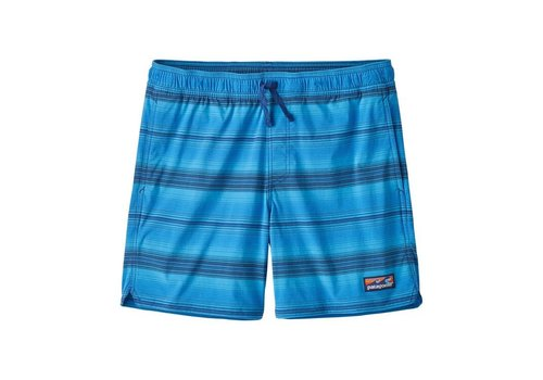 Patagonia Patagonia M's Stretch Wavefarer Volley Shorts - 16 in. Ration: Bayou Blue