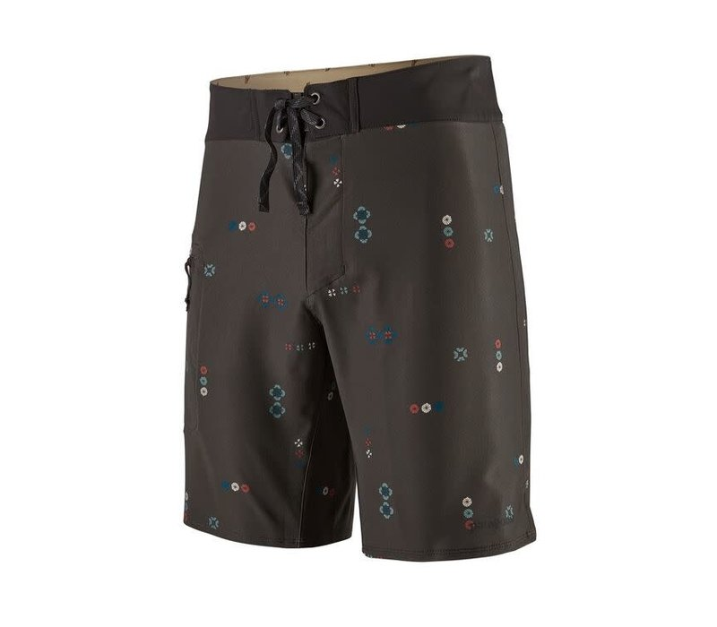 Patagonia M's Stretch Planing Baordshorts - 19 in. Mixture: Ink Black